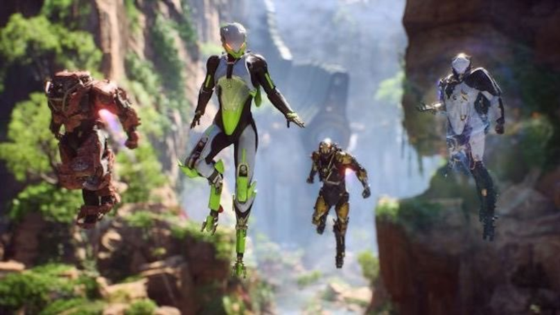 Anthem Won't Feature Loot Boxes Or Charge Players For Story DLC