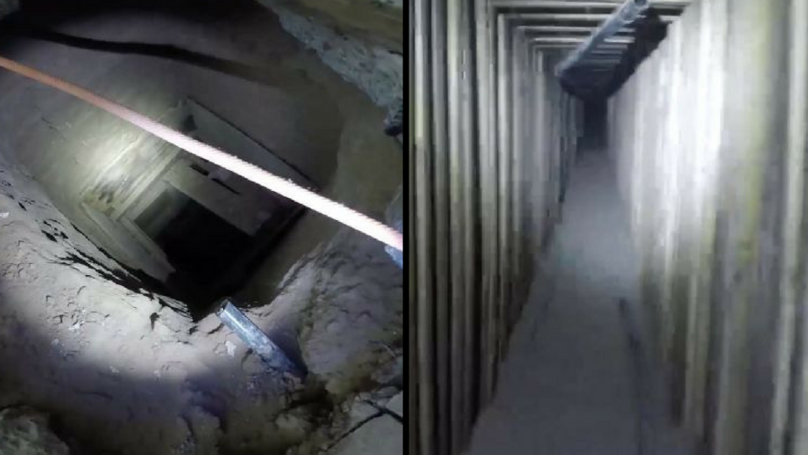 Police Find Drug Tunnel That Runs From An Abandoned KFC To Mexico