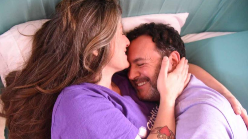Meet The Woman Who Gets Paid To Cuddle
