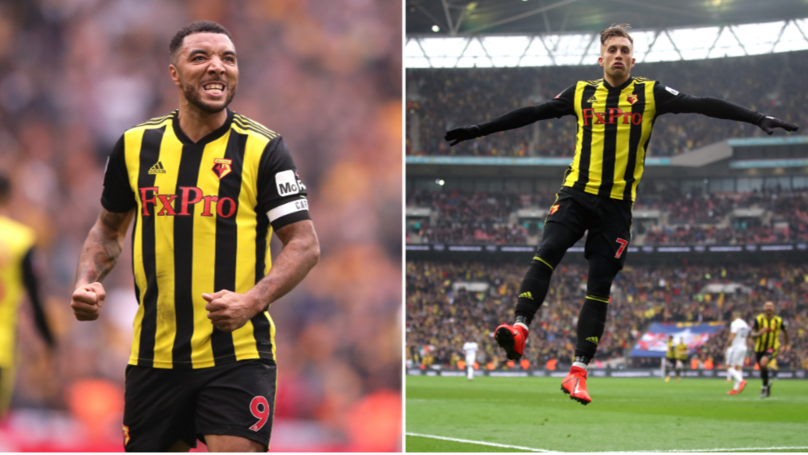 Watford Come From Two Down To Beat Wolves To Reach FA Cup Final
