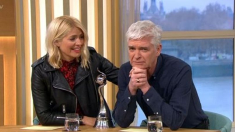 Philip Schofield And Holly Willoughby Hungover On 'This Morning' Following NTAs
