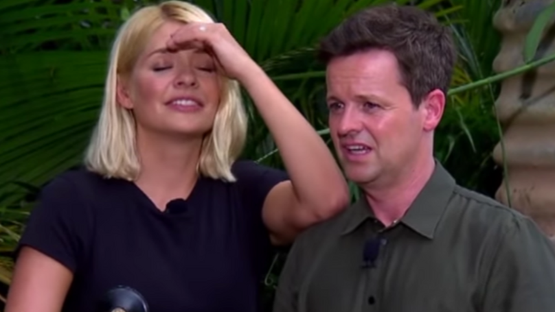 Holly Willoughby Reveals 'Horrendous' Moment On 'I'm A Celeb' Which Never Aired