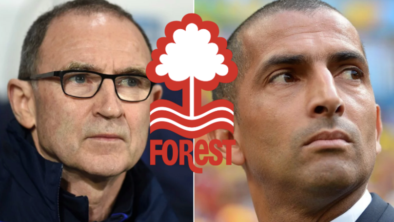 Nottingham Forest Sack Martin O'Neill And Appoint Sabri Lamouchi Less Than 20 Minutes Later