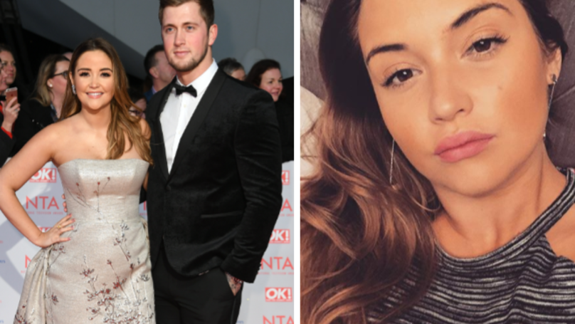 Jacqueline Jossa And Dan Osborne Welcome A Furry Addition To Their Family