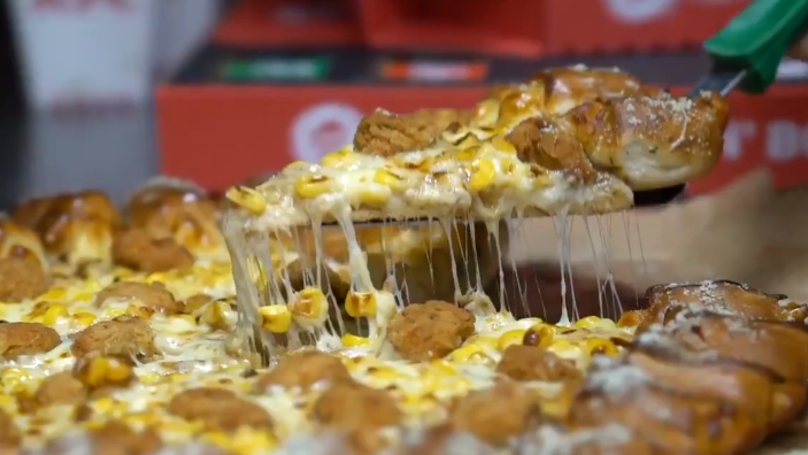 Pizza Hut And KFC Join Forces For National Pizza Day
