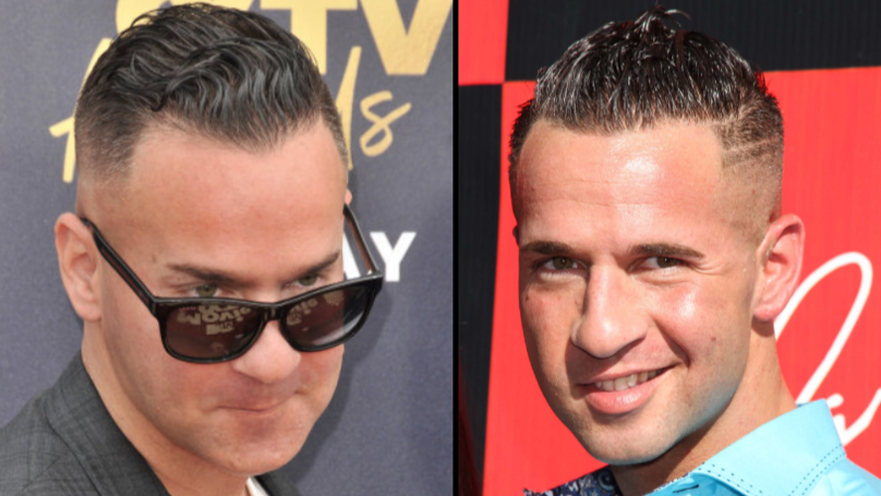 'Jersey Shore's' Mike 'The Situation' Sorrentino Sentenced To 8 Months For Tax Evasion