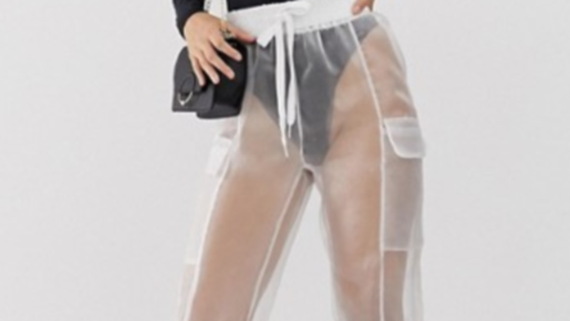 ​ASOS Is Selling Some See-Through Trousers For £40