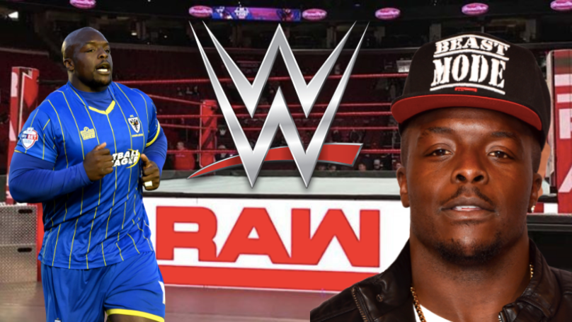 Football's Strongest Player Adebayo Akinfenwa In Talks To Join WWE