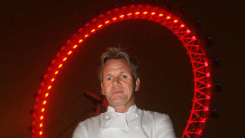 Gordon Ramsay Looks A Lot Different In His New Instagram Post