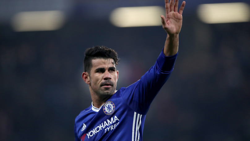 Diego Costa Reportedly Has Agreement With Chinese Super League Club