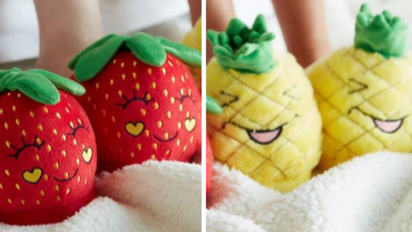 Primark Is Selling Fruit Slippers And They Couldn't Be Cuter