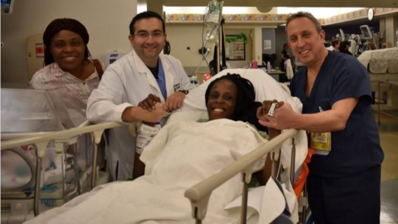 Incredible Woman Gives Birth To Six Babies In Nine Minutes