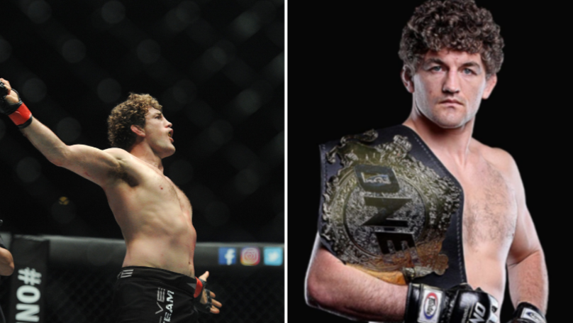 Ben Askren's First UFC Fight After 'Transfer' Set To Be Announced