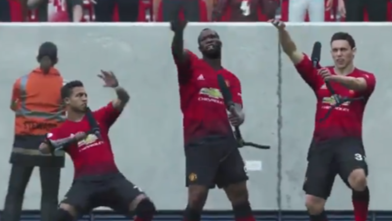 Pro Evolution Soccer Celebrations Are On Another Level