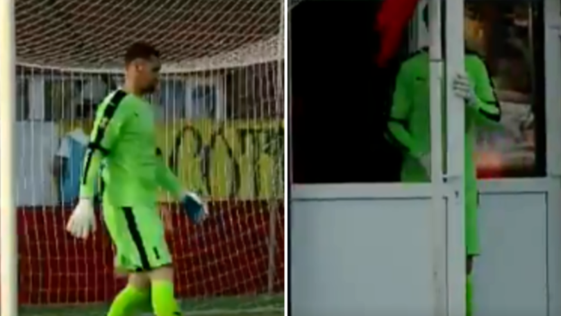 Goalkeeper Is Responsible For The Greatest Bit Of Time-Wasting In Football