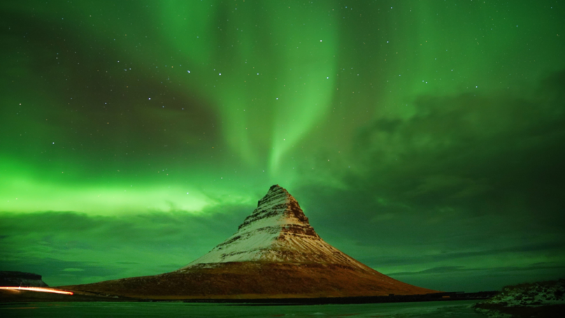 The Northern Lights Could Be Visible Over The UK This Weekend