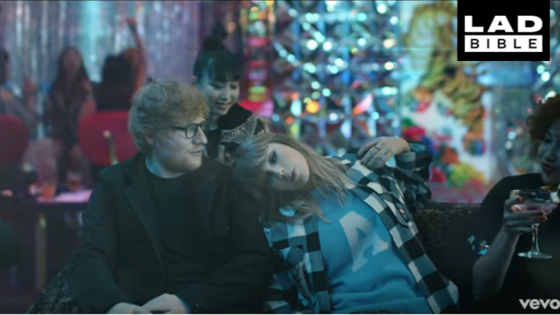 Taylor Swift's New Video 'End Game' Premieres And Features Ed Sheeran, But No Katy Perry