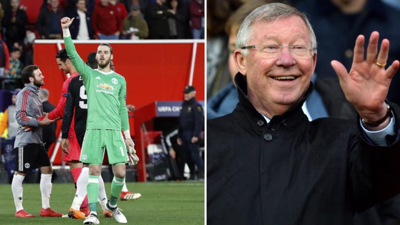The Brilliant Story Of How Sir Alex Ferguson Came To Sign David De Gea