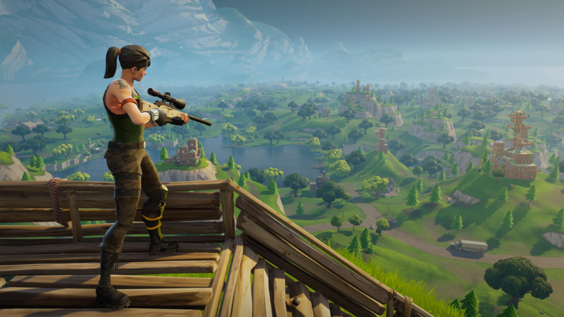 ​'Fortnite' 5.0 Patch Updates Include New Weapons