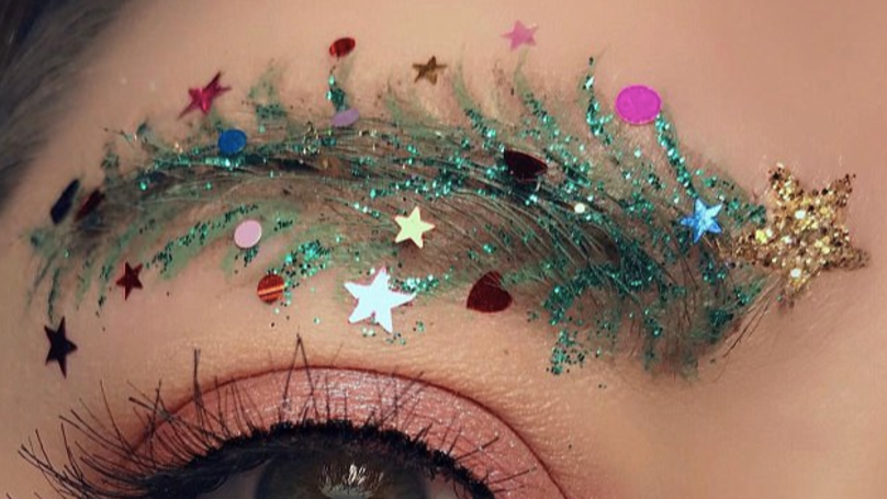 Christmas Eyebrows Are The Latest Trend Taking Over Instagram