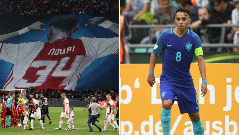 Abdelhak Nouri's Brother Confirms Progress To Brother's Health And Communication