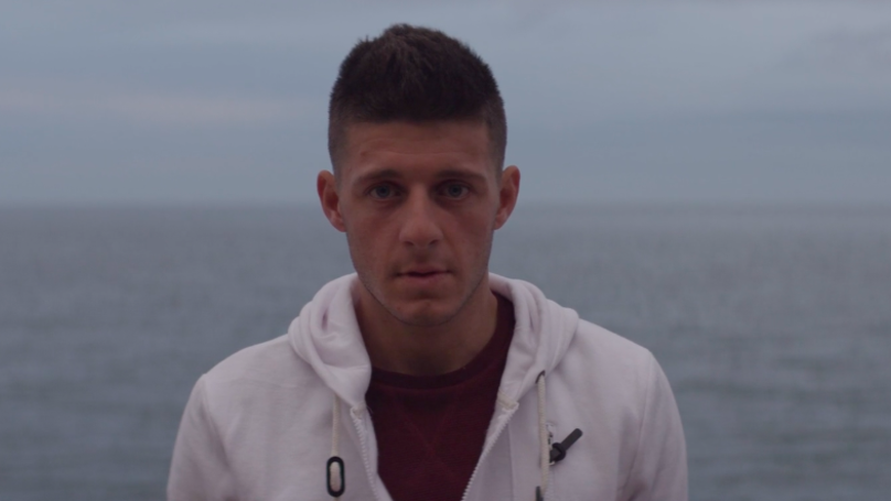 WATCH: Drowning Survivor Relives His Shocking Story