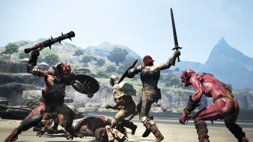 ICYMI: Capcom's Curious RPG 'Dragon's Dogma' Deserves Its Switch Second Chance