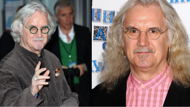Sir Billy Connolly 'No Longer Recognises Close Friends'