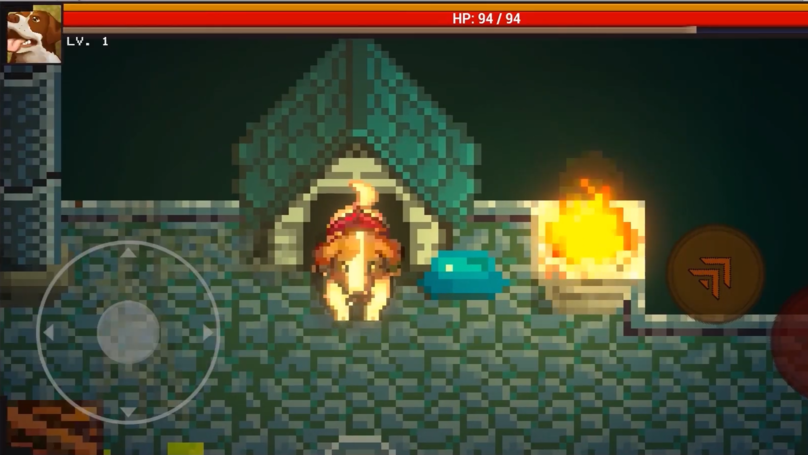 Play As Very Good Girl Misha In 'Doggo Dungeon: A Dog's Tale'