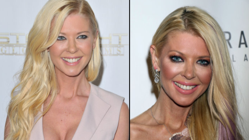 Tara Reid Slurs Her Words And Squints At Camera In Latest Movie Interview