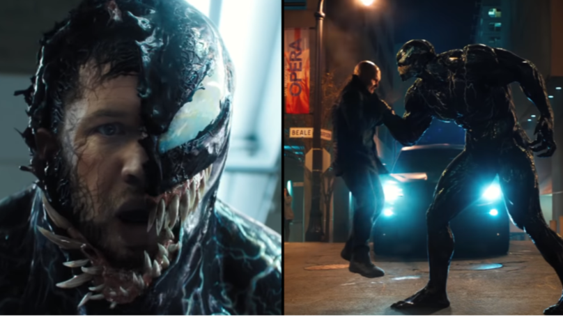 Venom Seems Like The Most Violent Movie Marvel Hang Ever Made thumbnail