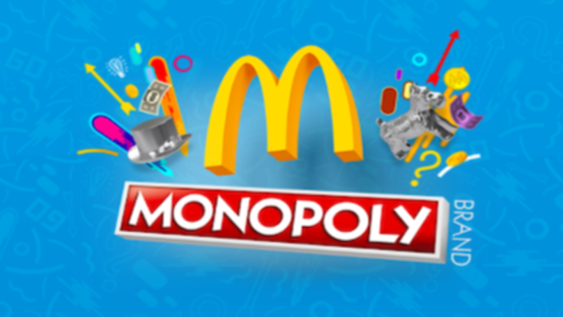 These Are The McDonald's Items That Come With The Most Monopoly Stickers