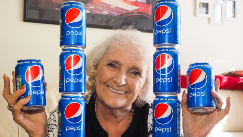 Great Grandma Says She's Drank Nothing But Pepsi For 60 Years