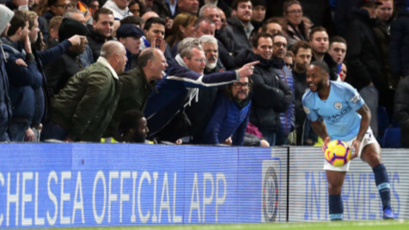 Sacked Chelsea Fan Insists He Called Raheem Sterling A 'Manc C***'