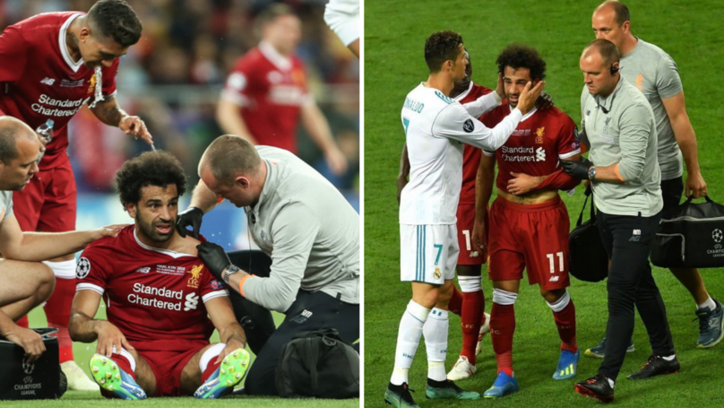 Mohamed Salah Declared Fit For The World Cup
