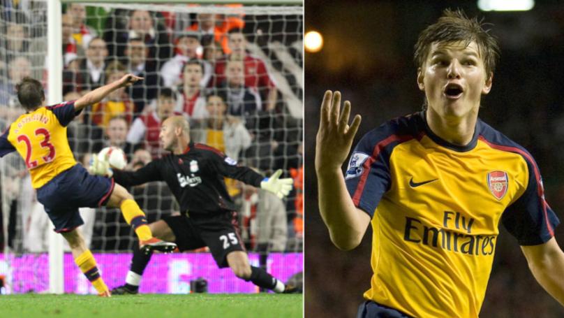 Andrey Arshavin Has Retired So Let's Remember When He Scored Four Against Liverpool