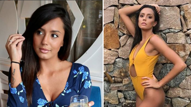 Love Island's Tyla Carr Blasted After Sharing Photo With BB Gun