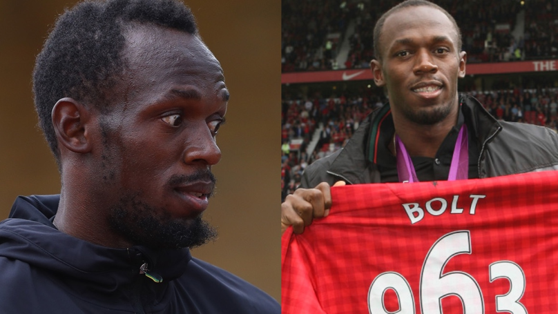 Usain Bolt Set To Sign For Football Team