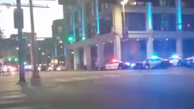 A Man Live-Streamed The Dallas Shootings On Facebook Last Night