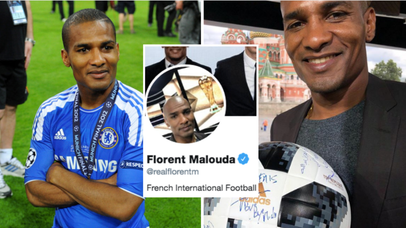 Florent Malouda Finds Out His Contract Has Been Terminated Via Twitter