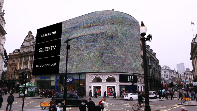 Millions Of TVs To Go Blank As Samsung Invades Saturday Night Telly