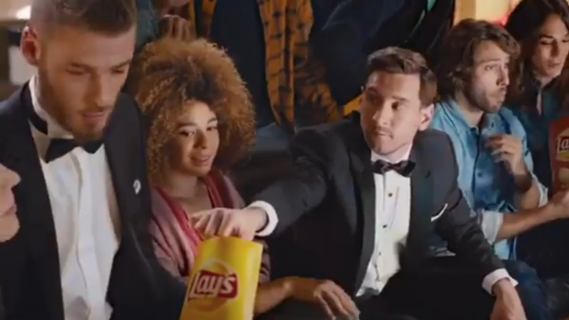 The 'Lays' Advert Broadcast During Half-Time Break Of Man Utd vs Barcelona Is So Ironic