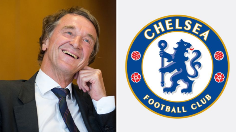 Britain's Richest Man Sir Jim Ratcliffe Considers Bid To Buy Chelsea