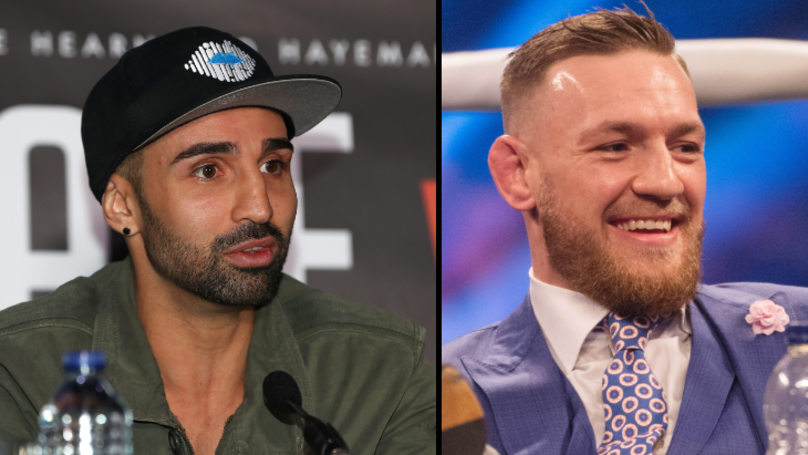 Paulie Malignaggi Quits Training With McGregor After Leaked Photo