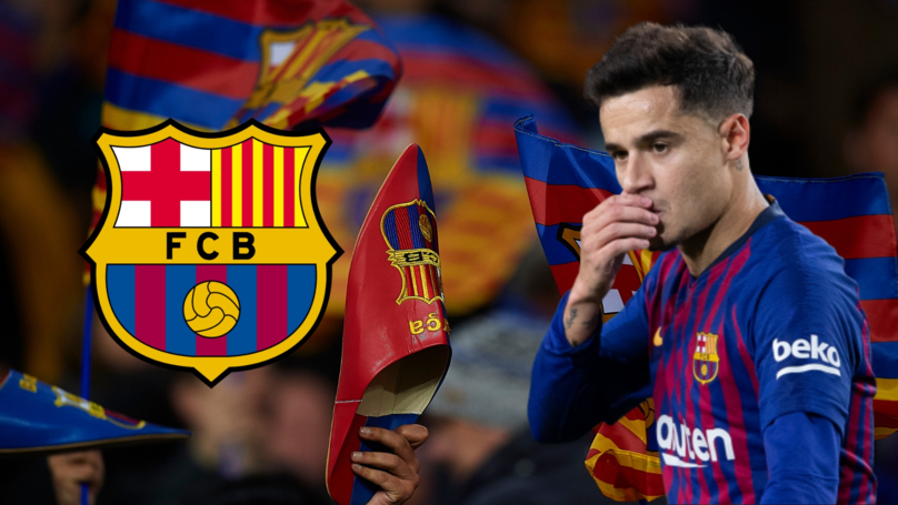 Three Clubs 'Make Contact' With Philippe Coutinho's Agent Over A Potential Summer Transfer
