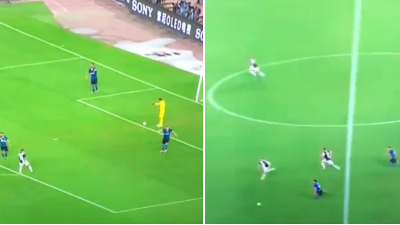Inter Milan Demonstrate How Much Of Game-Changer New Goal-Kick Can Be