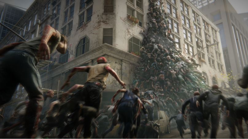 'World War Z' Is Getting Extreme Difficulty and New Tokyo Mission