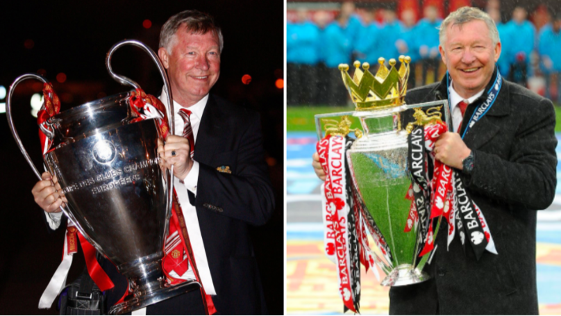 Sir Alex Ferguson Is The Most Successful Manager In Football History By Some Distance