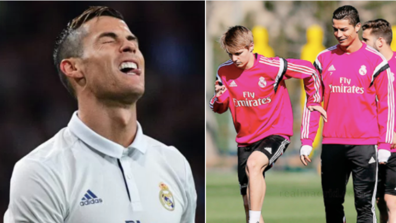 The Five Players Cristiano Ronaldo Tipped For Greatness In 2015, Including Memphis Depay