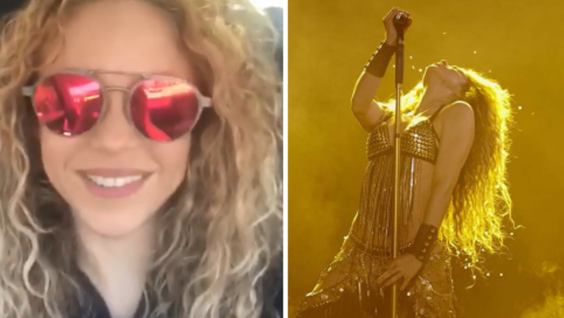 Shakira's Touring Again After Serious Vocal Problems